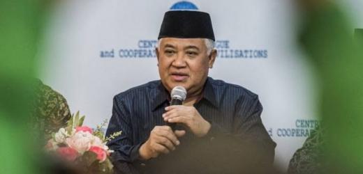 Din Syamsuddin Dilaporkan Karena Dianggap Melanggar Kode Etik ASN