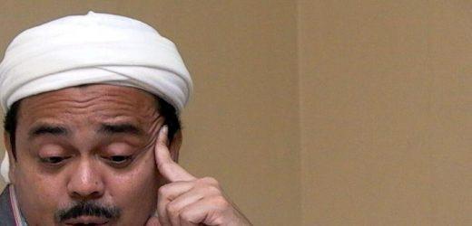 DPR Kritisi Gaya Ceramah Rizieq Shihab yang Mengandung Provokasi