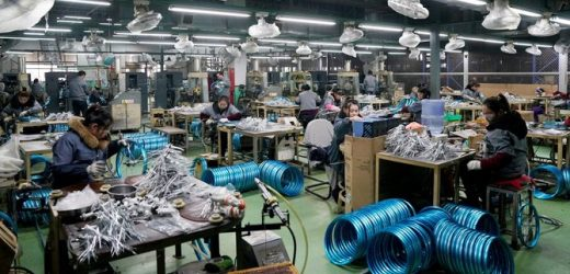 UU Cipta Kerja Dinilai Mampu Tingkatkan Daya Saing Industri Manufaktur RI