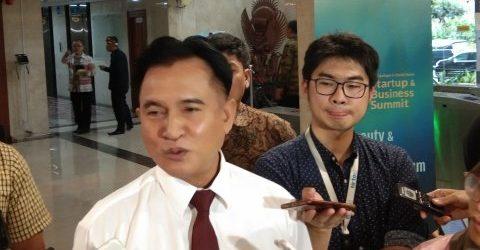 Sindir Rizieq, Yusril: Kenapa Gak Minta Bantuan ke Prabowo, Saya kan Murtad dan Kafir!