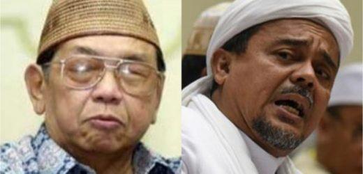 Viral Habib Rizieq Hina Gus Dur Tak Bisa Melihat: Sejuta Gus Dur Kita Lawan
