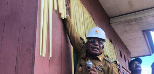 PLN Berhasil Listriki Enam Desa di Kabupaten Mimika, Papua