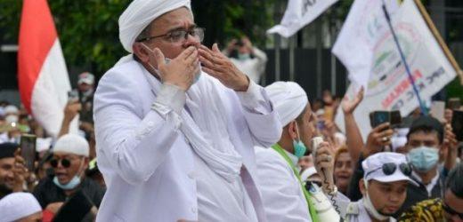 Rizieq Shihab Kini Tersangka dalam 3 Kasus Berbeda