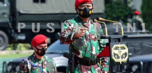 Ikut Vaksin Covid-19 Perdana, Panglima TNI Minta Semua Prajurit Sukseskan Vaksinasi