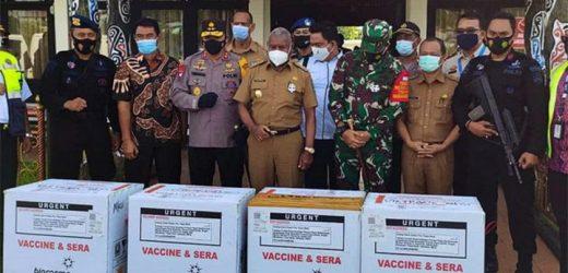 Dukung Vaksinasi Covid-19, Dewan Adat Papua: Masyarakat Jangan Termakan Hoaks