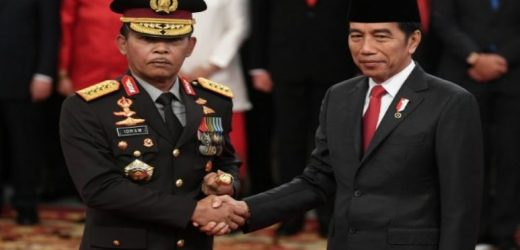 Beginilah Jokowi Menghabisi FPI Radikalisme dan Intoleransi