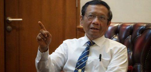 Mahfud Ungkap Ada Komando Laskar FPI Tunggu dan Tabrak Polisi