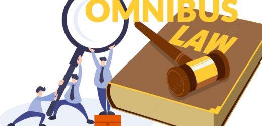 Aturan Turunan UU Cipta Kerja Menyelesaikan Permasalahan Industri