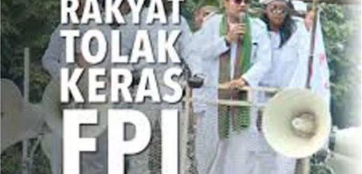 Walau Sudah Berganti Nama, DPR Minta Pemerintah Tetap Tolak FPI