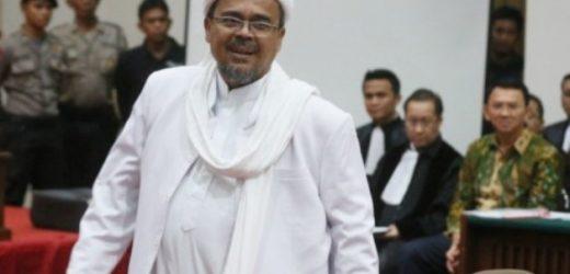Rizieq Enggan Diperiksa Soal Kasus Tes Usab di RS Ummi