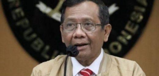 Mahfud MD Bongkar Fakta Aliran Dana di Rekening FPI
