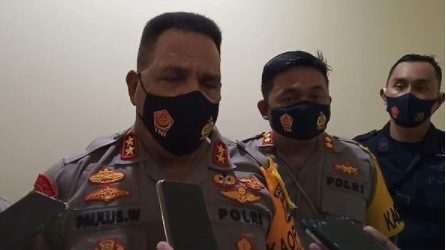 Irjen Paulus Waterpauw : Masyarakat Agar Tidak Terprovokasi Oleh Rasisme Yang Terjadi di Media Sosial, Kasus ini Sudah Dalam Penanganan Polisi