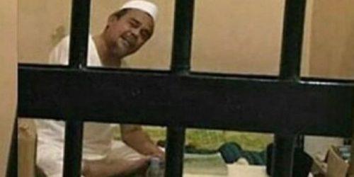 Jangan Kaget! Ini Alasan Tegas Polri Pindahkan Habib Rizieq ke Rutan Bareskrim