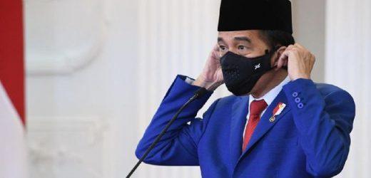 Jokowi: Meski Vaksinasi Sudah Dimulai, Protokol Kesehatan Jangan Ditinggalkan