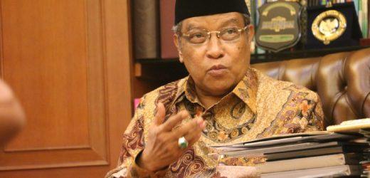 Harlah ke-95 NU, Said Aqil Serukan Dukung Vaksinasi Covid