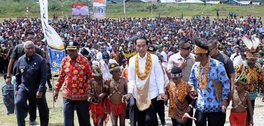 Presiden Jokowi Dinilai Punya Momentum Bangun Papua Lebih Maju