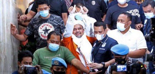 19 Teroris Ngaku Orang FPI, Habib Rizieq dan Munarman Bakal Diseret