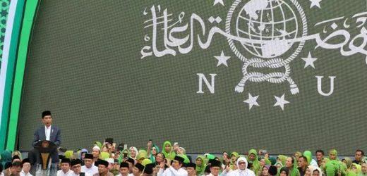 Jokowi: NU Berperan Besar Melawan Radikalisme dan Terorisme