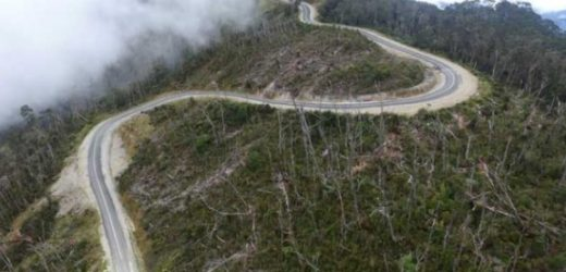 Wakil Menteri PUPR: 70 Km Jalan Trans Papua Diaspal Tahun Ini