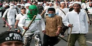 Pendukung Rizieq Shihab Terlibat Terorisme