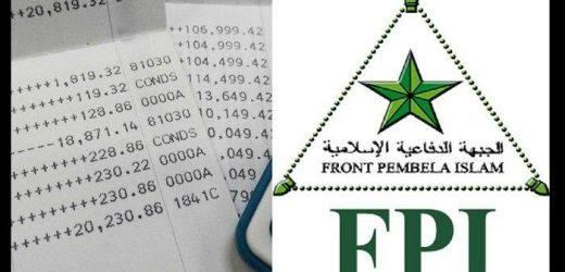 Hari Ini, Polri akan lakukan gelar perkara terkait rekening FPI yang diblokir