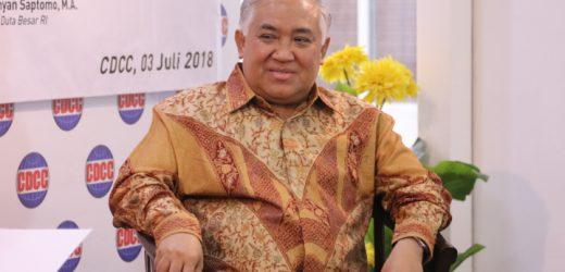 Din Syamsudin sebut Indonesia Sedang Kacau, Ferdinand: Apa Anda Bisa Menikah dalam Damai dan Tenang?