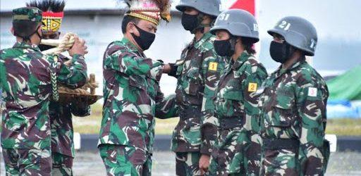Siswa Bintara Otsus Papua diminta Jaga Keutuhan NKRI