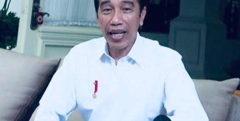 Presiden Jokowi tidak Berkenan 3 Periode