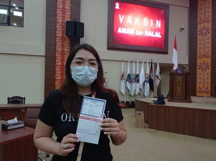 Ikut Di Vaksin, INR : Jangan Takut Aman Sayang Aman