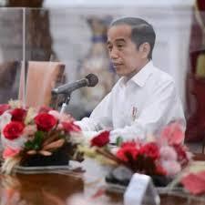 Setahun Pandemi Covid-19, Kepuasan Publik Terhadap Jokowi Meningkat