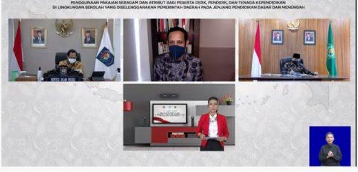Kemendikbud: SKB 3 Menteri Tak Melarang Siswa Pakai Jilbab Atau Kalung Salib