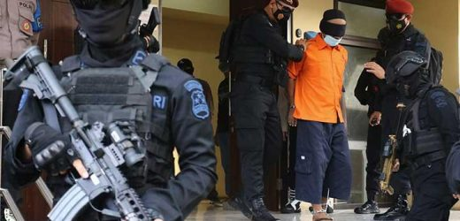 Astaghfirullah, Terduga Teroris di Jakarta Ini Ternyata Simpatisan FPI!
