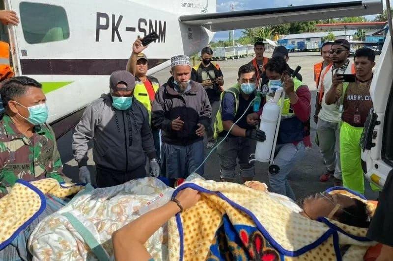 Bacok Seorang Pedagang Bakso Tanpa Alasan, Dua Terduga Anggota KSP Papua Berhasil Diamankan TNI