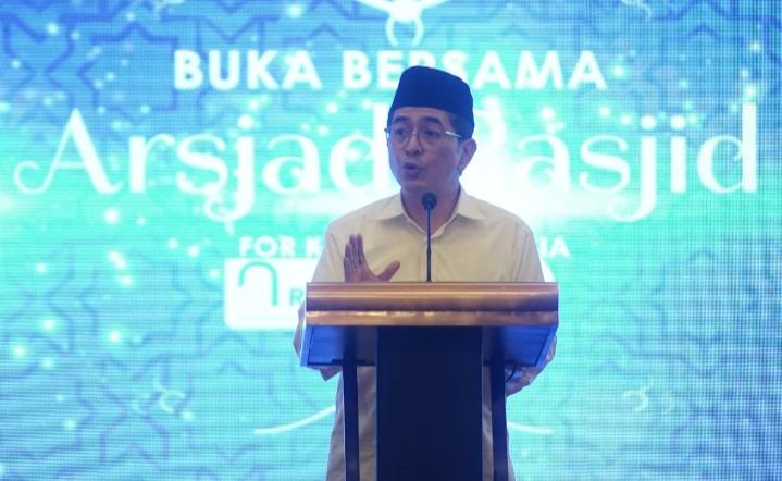Gandeng Kadin Daerah, Arsjad Rasjid Didukung Jadi Ketua Umum