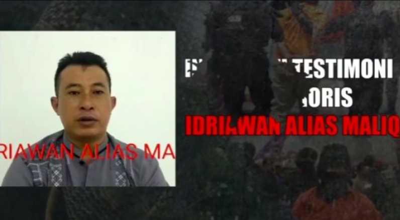 Geger Laskar FPI Mengaku Disuruh Habib Beli Bahan Peledak Pakai Duit Infaq