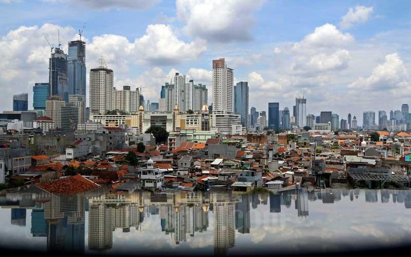 Target Ekonomi RI Tumbuh 6 Persen 2022, Investasi dan Ekspor Jadi Penggerak Utama
