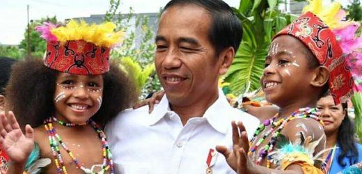 Jokowi Memerangi Terorisme dan Merangkul Papua dengan Cinta