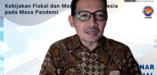 Pemulihan Ekonomi Indonesia Diperkirakan Lebih Cepat