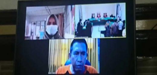 Ketua KAMI Medan Dituntut 2 Tahun Penjara