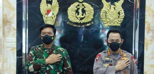 Panglima TNI dan Kapolri Langsung Turun Tangan Habisi Kelompok Separatis Teroris di Papua