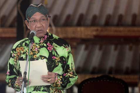 Sultan HB X Imbau Perantau Tidak Mudik ke Yogyakarta Lebaran Tahun Ini