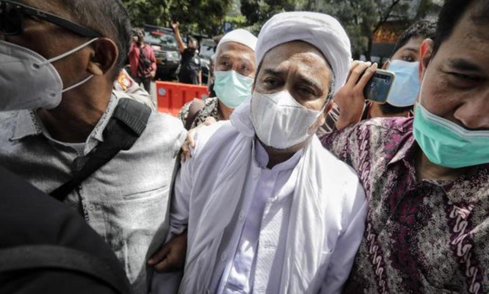 Jaksa : Rizieq Hanya Cari Panggung soal Pertemuan Tito dan BG