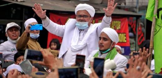 Jaksa Sindir Habib Rizieq: Imam Besar yang Didengungkan Hanya Isapan Jempol