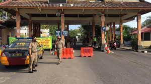 Bantul Masih Tutup Objek Wisata di Akhir Pekan, Ratusan Kendaraan Diputar Balik