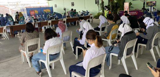 BIN Gelar Vaksinasi Pelajar SMP/SMA dan Vaksinasi Door to Door Serentak di 14 Provinsi