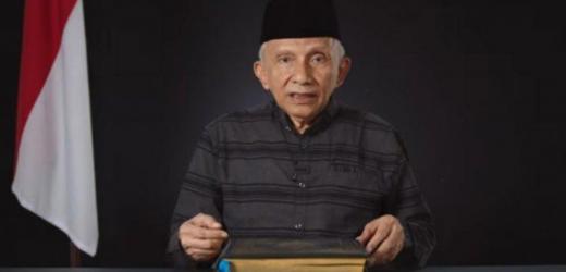 Amien Rais Sebut TNI-Polri Tak Langgar HAM Berat Kasus 6 Laskar FPI