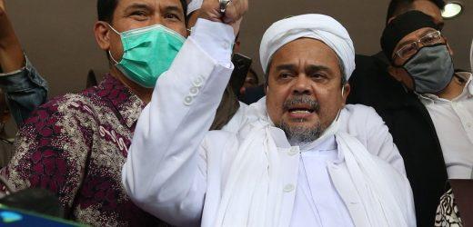 Rizieq dan Munarman Pantas Dihukum