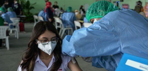 Yogyakarta Mulai Vaksinasi Pelajar