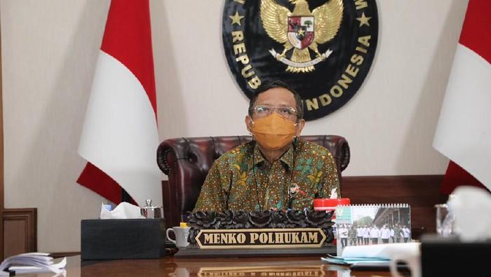 Amien Sebut TNI-Polri Tak Terlibat, Mahfud: 'Km 50' Bukan Pelanggaran HAM Berat