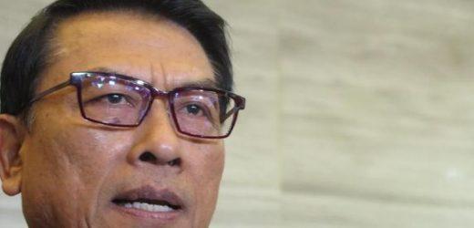 Moeldoko soal TWK: Langkah KPK Sesuai Keinginan Presiden